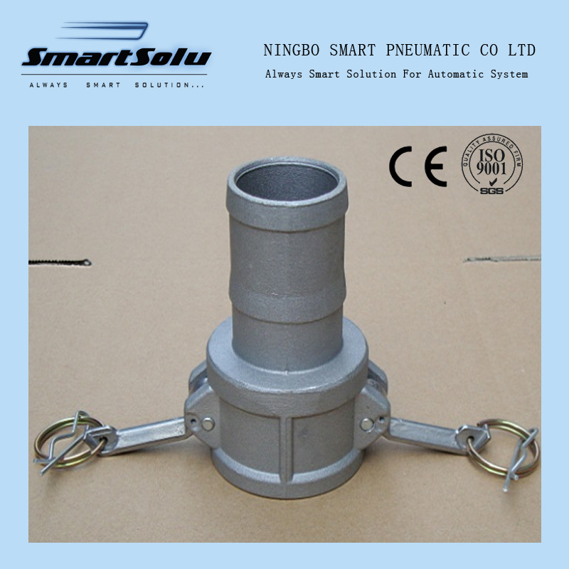 High Quality Type a, B, C, D, E, F, DC, Dp for Camlock Coupling
