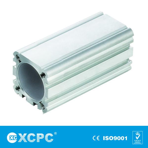 Square Type Aluminum Pipe