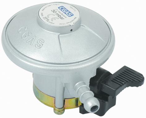 LPG Compact Low Pressure Gas Regulator (C10G53U30)