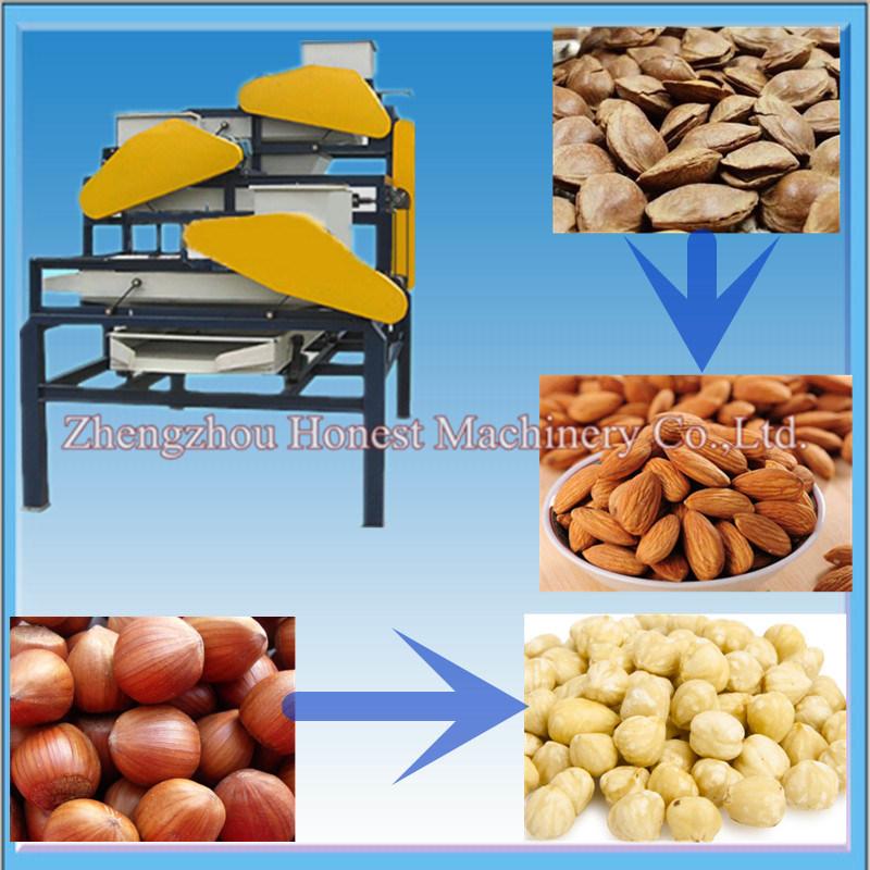 Multifunctional Hazelnut Peeler with Factory Price