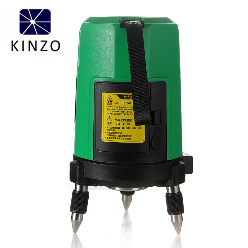 Layout Tool Optical Instrument Modular Laser Level 4V1h Green Lines