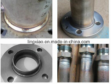 Welding Chuck Kd-750 for Welding Positioner′s Clamping