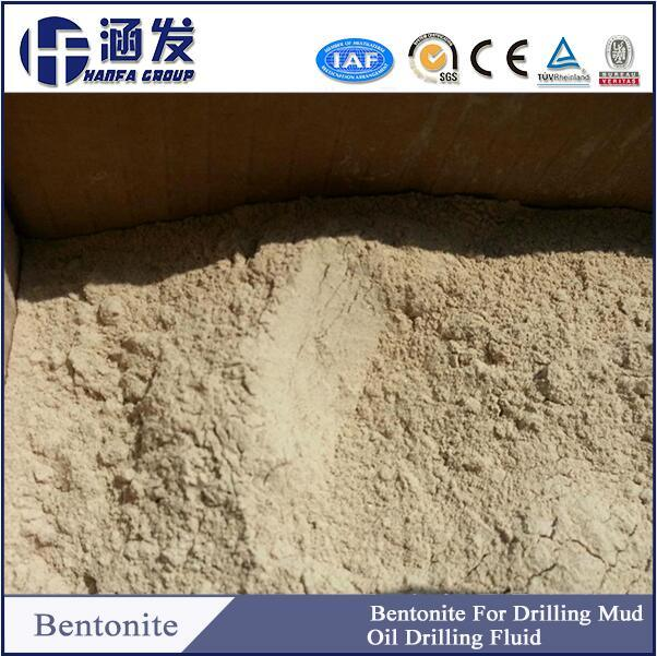 Bentonite for Drilling Mud and Civil Engineering
