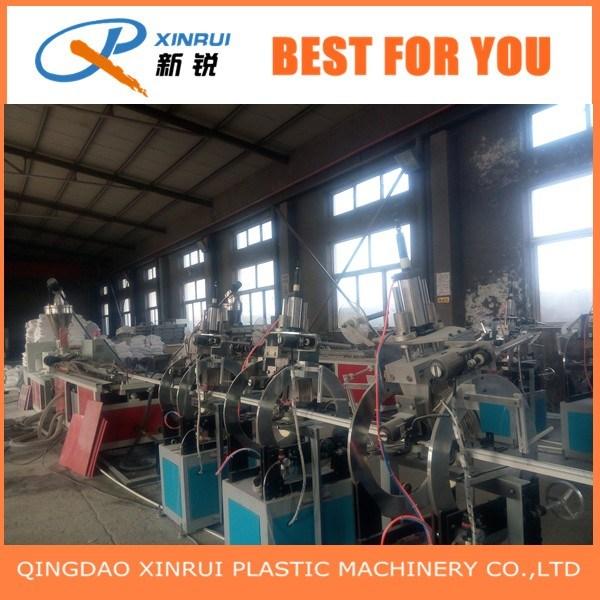 PVC Faux Marble Profile Sheet Extruder Making Machine