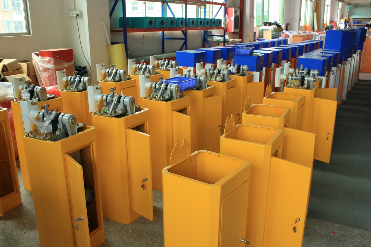 High Quality Automatic Barrier Gates