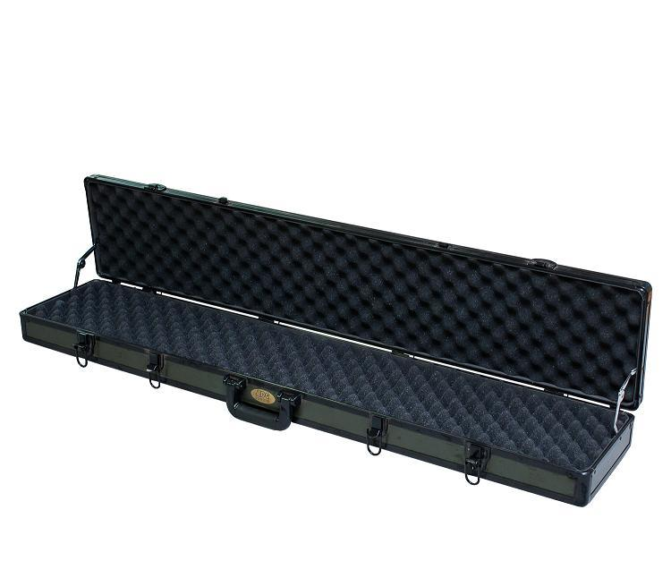 Aluminum Gun Case, Long Rifle Gun Case with Egg Foam Inset