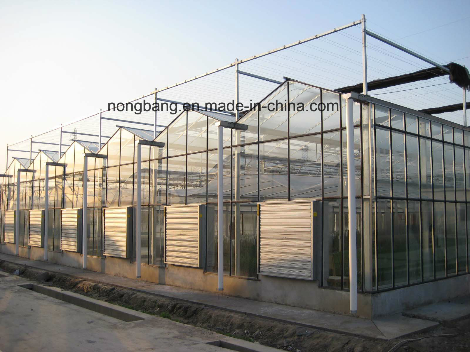 Low Cost Tropical Agricultural Greenhouse