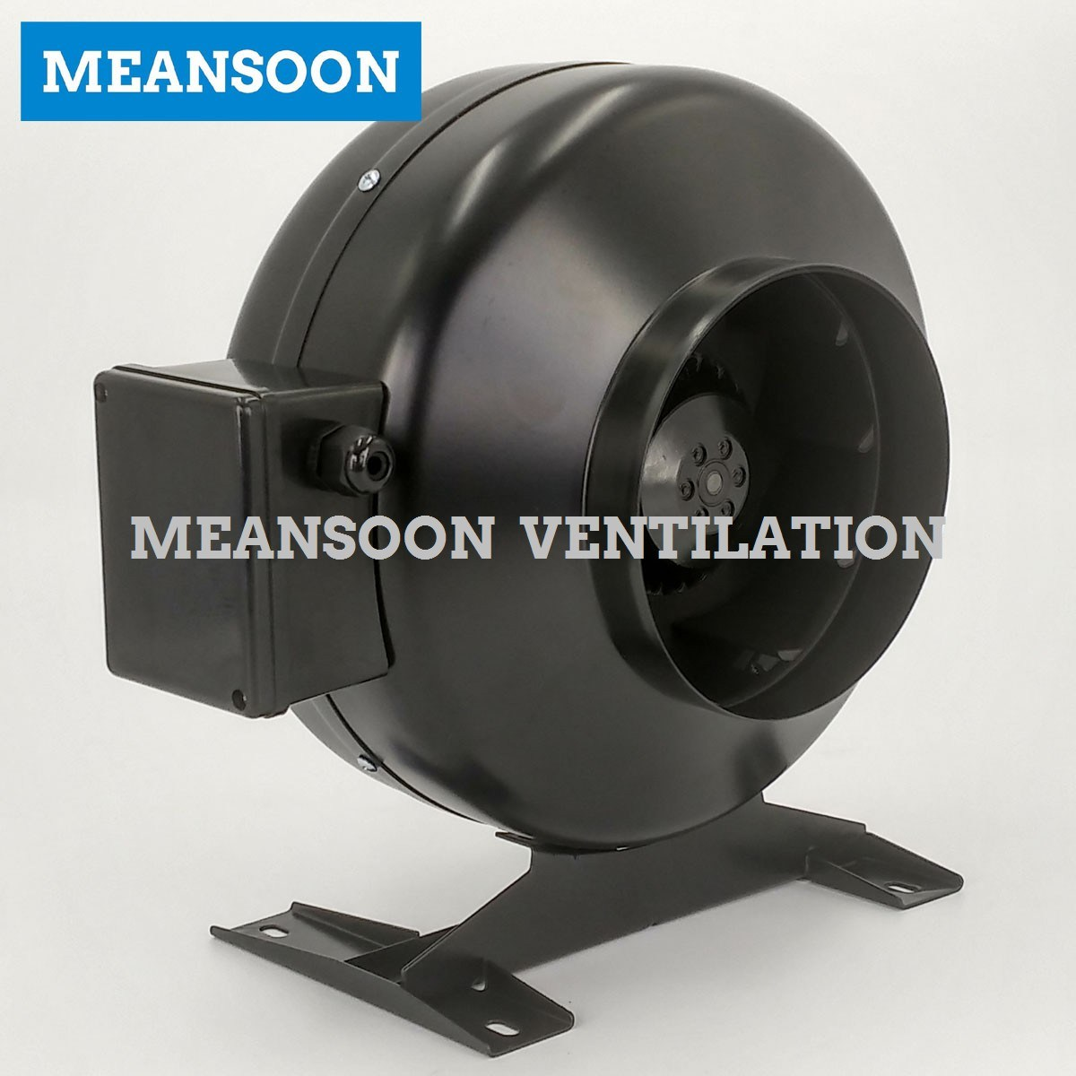 6 Inches Hydroponics Inline Duct Fan
