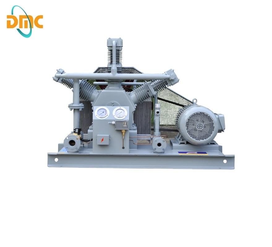 V Type Oil Free Nitrogen Booster Compressor for Air Cooled