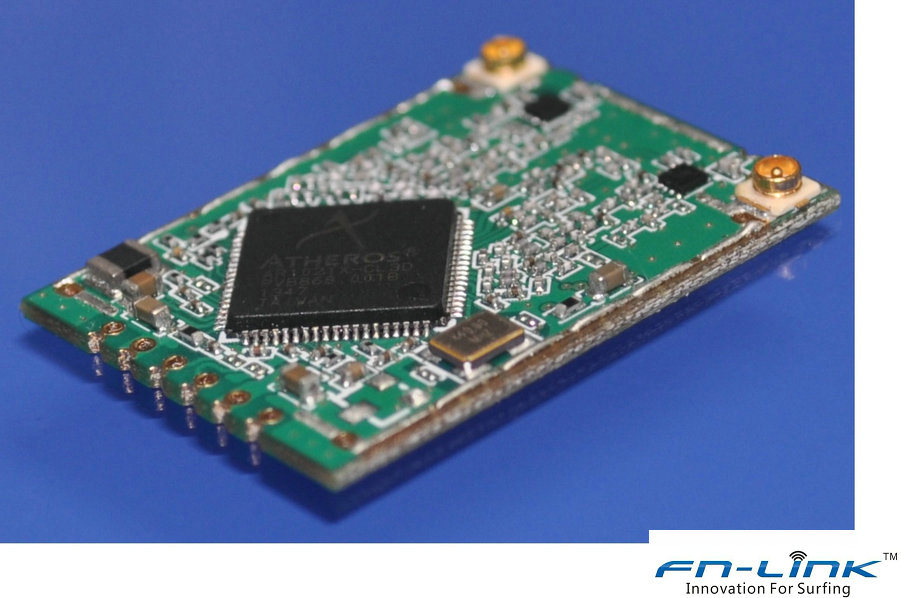 Dual-band Wireless 2T2R AR1021 Wi-Fi Module
