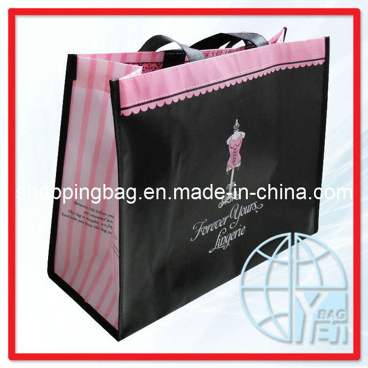 Reuseable Polypropylene Bags  ENV-PNV094 Polypropylene Shopping Bags