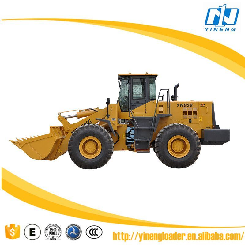 Yn959g Wheel Loader China Top Wheel Loader Zl50