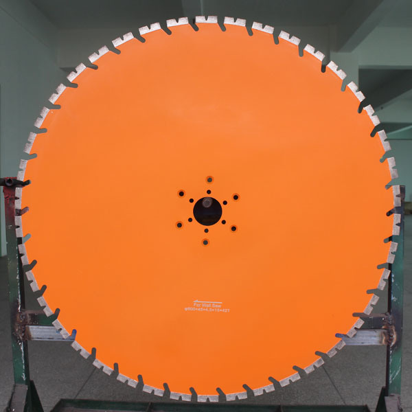 14 Inch Laser Welded Diamond Concrete Saw Blades for Cutting
