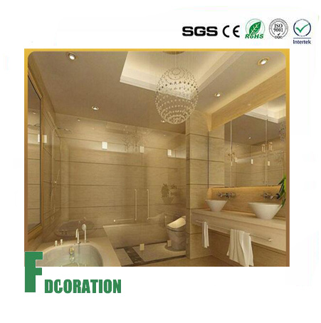 Indoor Tiles Usage Composite UV Marble Sheet Washable PVC Wall Panels for Home Decoration