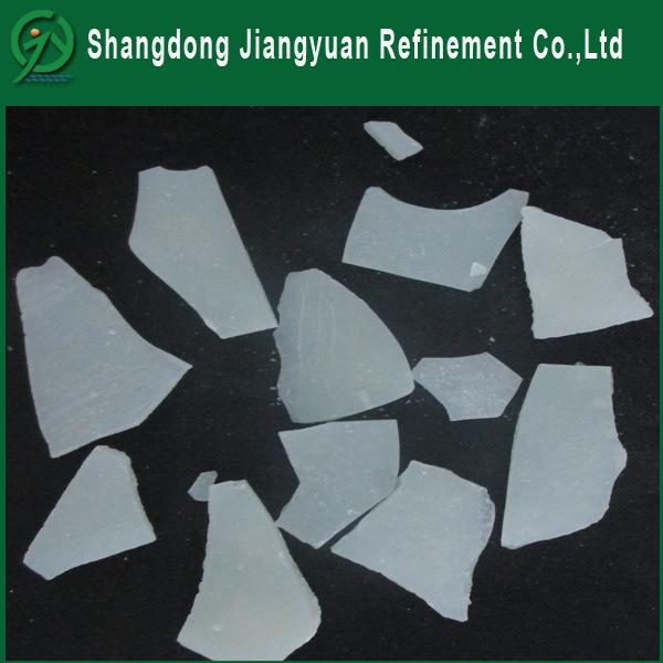 Supply Colorless Transparent for Lump Potassium Aluminium Sulfate/Potash Alum 7784-24-9