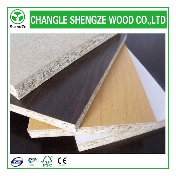 1220X2440 Veneer Prticle Bord with Low Price