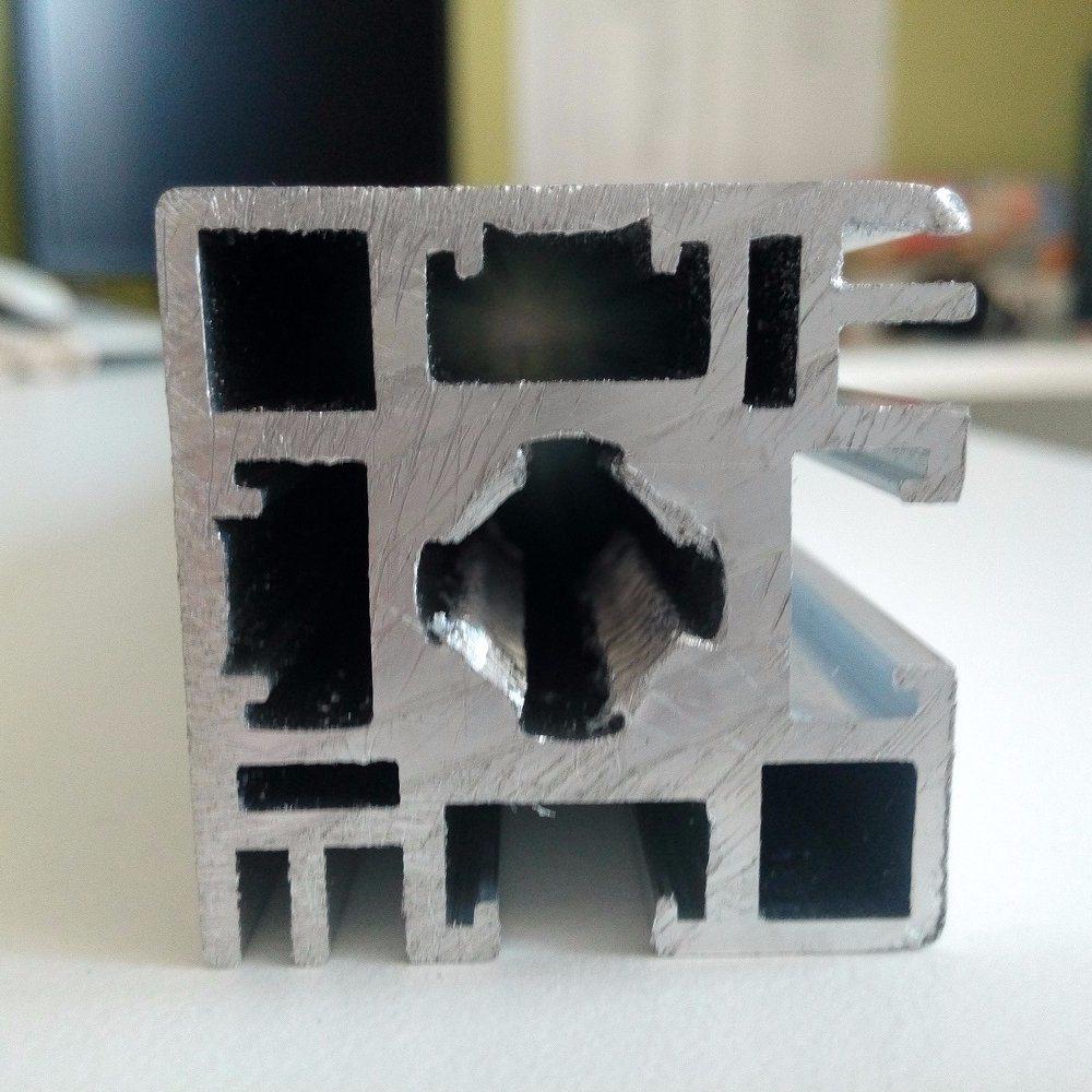 6063t5 Aluminum Extrusion Profile