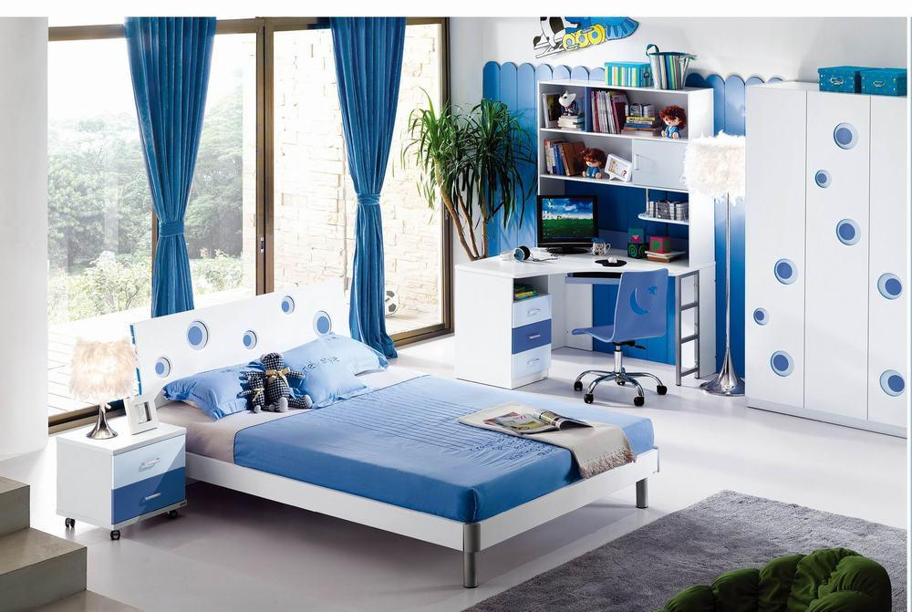 China Kids Bedroom Set QL2 A China Bed Bedroom Set