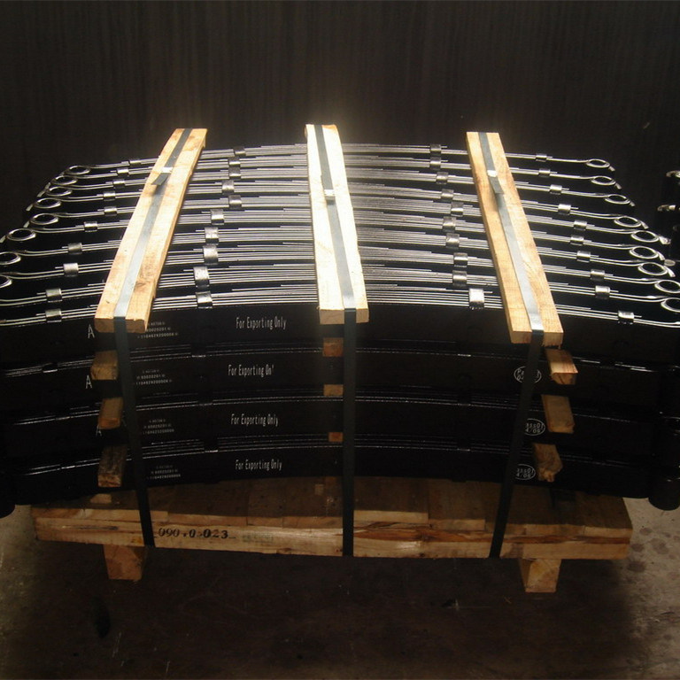 Fuwa BPW Semi Suspension Trailer Spare Parts