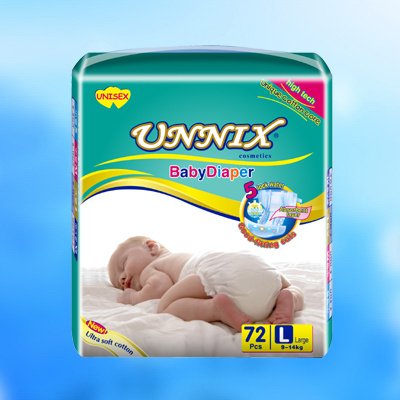 Good Quality Baby Diaper, Nappies with Non Woven Top Sheet (JH018)
