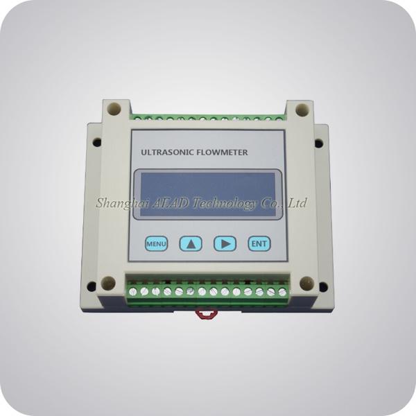 Wall-Mount Ultrasonic Water Flowmeter