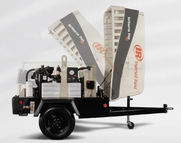 Ingersoll Rand/Doosan Portable Air Compressor (AIRSOURCE AIRSOURCE PLUS IR AIRSOURCE PLUS JD)