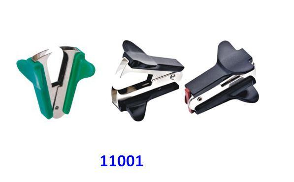 staple remover components Nowa 10 plastic body stapler with quality steel components quick loading mechanism built-in staple remover with staple holder & reload indicator.