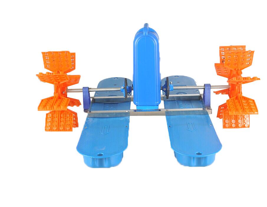 304ss/ 201ss Shrimp Paddle Wheel Aerator (SC-1.5)