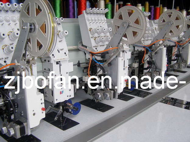 Computerized Mixed Embroidery Machine (BF-T604)