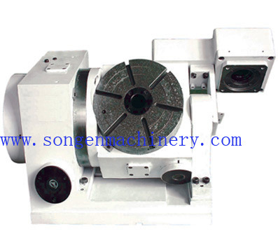 Table Diameter 170-630mm, Nc Controlled Tilting Rotary Table