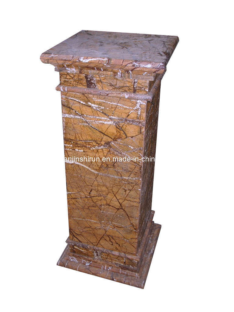 Columna cuadrada de m rmol 23006 columna cuadrada de - Columna de marmol ...