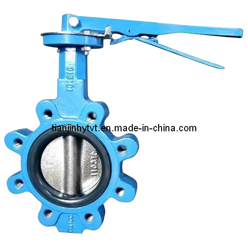 Soft Seal Lug Type Butterfly Valve (D37L1X)
