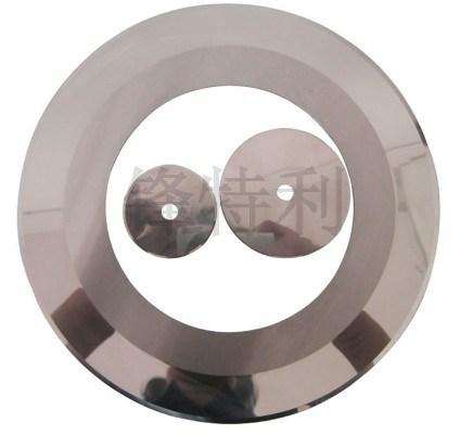 Round Tungsten Carbide Carton Cutting Knife (37669)