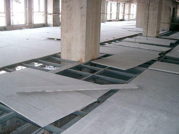 Concrete Floor Slab : Laminate flooring concrete slab