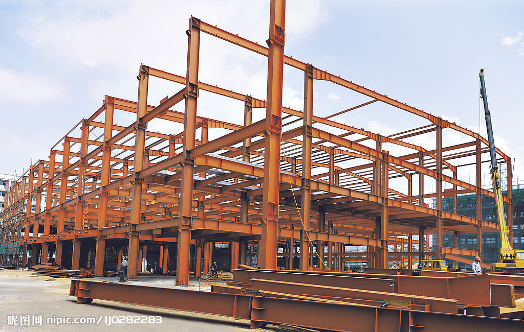 Construction Steel Building