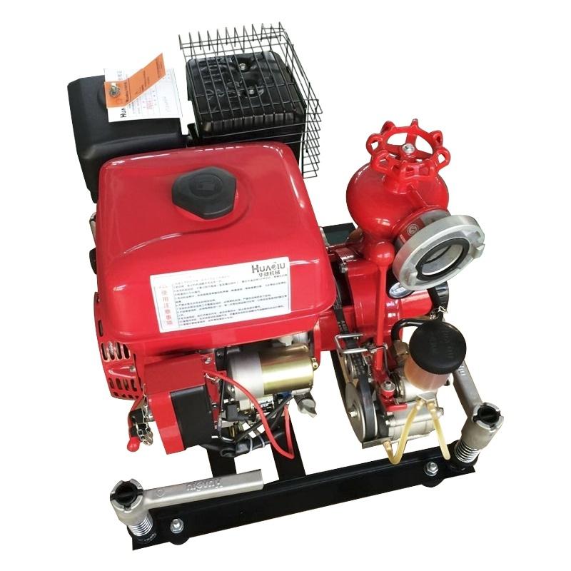 Huaqiu Gasoline Water Pump with Lifan Engine Bj-7g