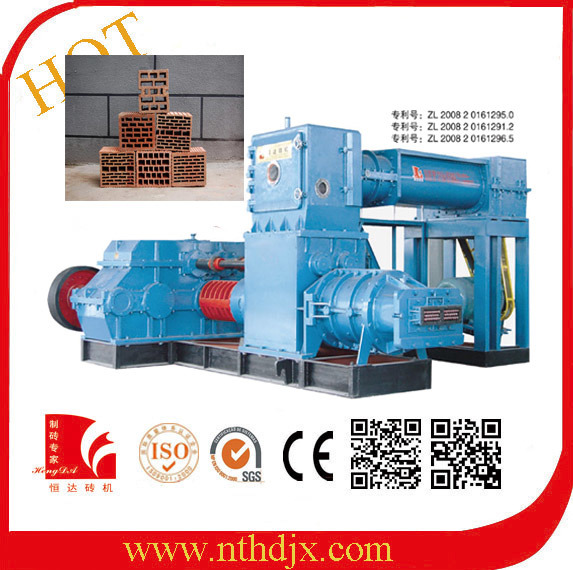 Automatic Block Making Machine /Clay Soil Brick Making Machine