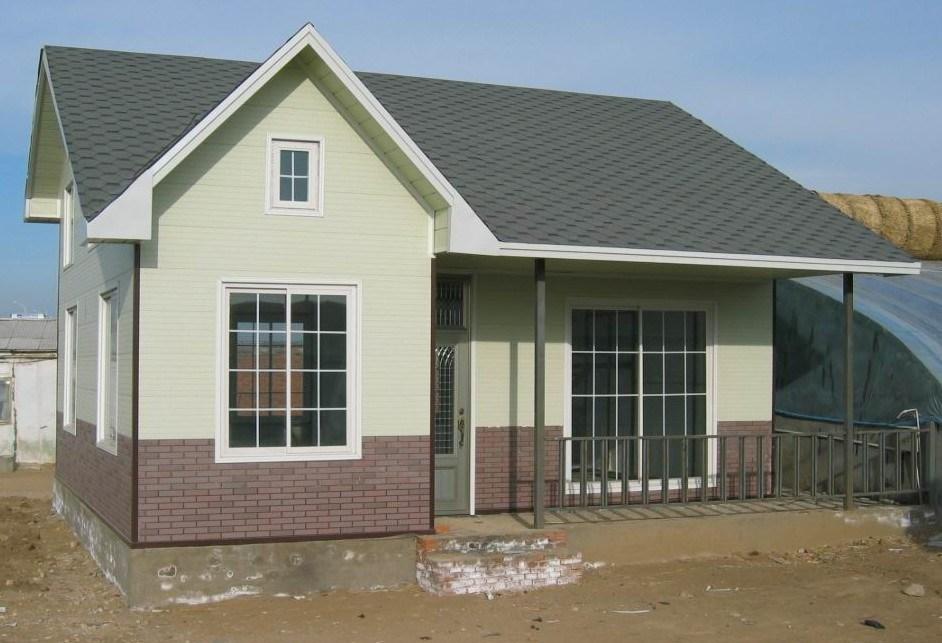 Decorative Wall Panel Modern Design High Quality Prefabricated House