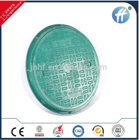 D400 Round Composite Manhole Cover BS En124