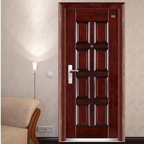 Eight Squares Design Entrance Door