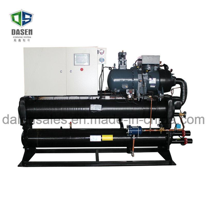 Screw Compressor Water Chiller (DLW-2202~17302)