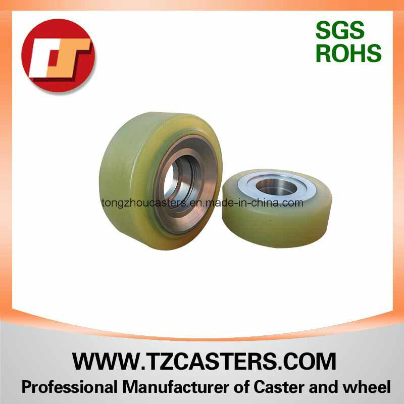 Polyurethane Wheel with Aluminum Center