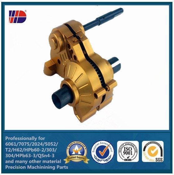 High Precision CNC Machinery Parts with Competitive Price (WKC-11)