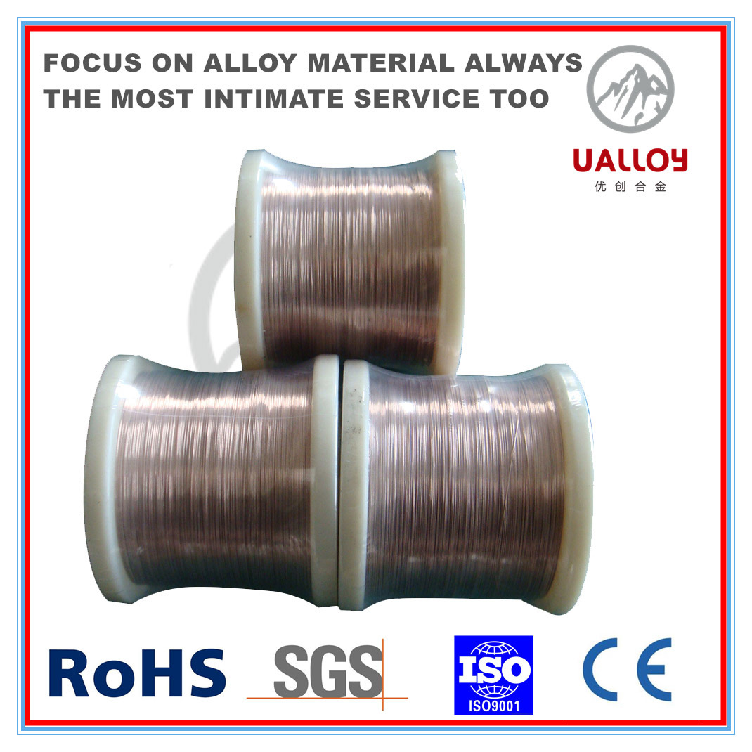 Coiled Nickel-Chromium Alloy Resistance Wire