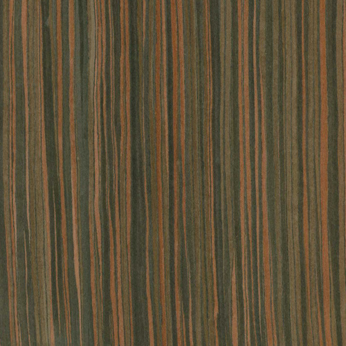 Reconstituted Veneer Engineered Veneer Ebony Veneer with Fsc Eb-121s