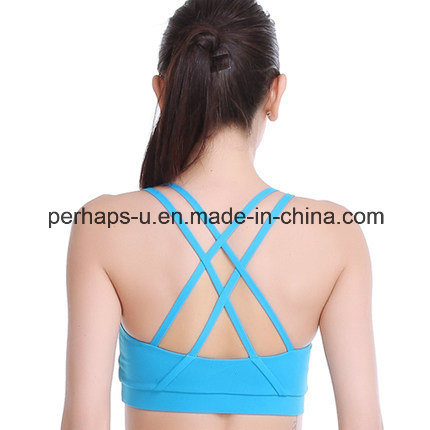 Wholesale High Quality Women Camisole Yoga Fitness Bra