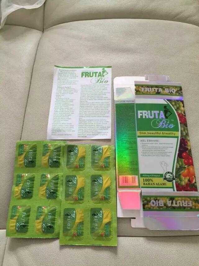 Fruta Bio Herbal Weight Loss Pills Supplier