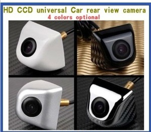 HD CCD Universal Waterproof Car Rearview Reverese Camera 170 Degree