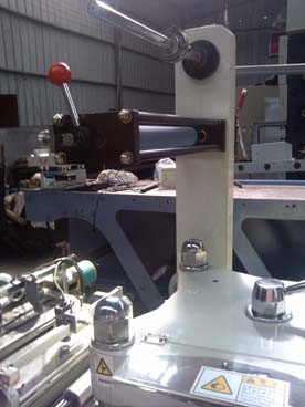 Die Cutting Machine Zb-320 /420