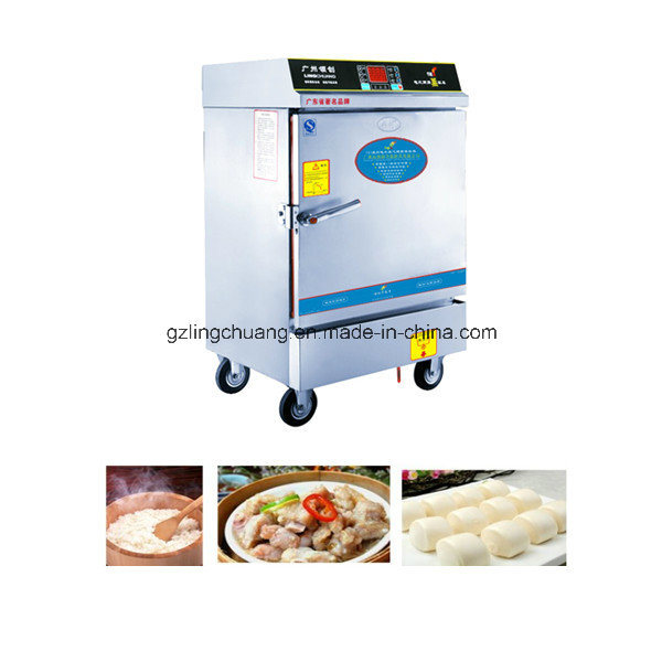 Automatic Electric Rice Steamer Machine